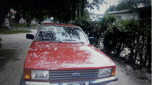 ford taunus 2.0 l