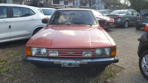 ford taunus 85 de coleccion nafta gnc impecable al dia