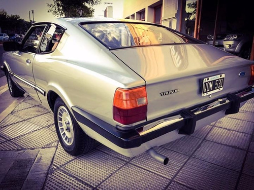 ford  taunus coupe gt 1981