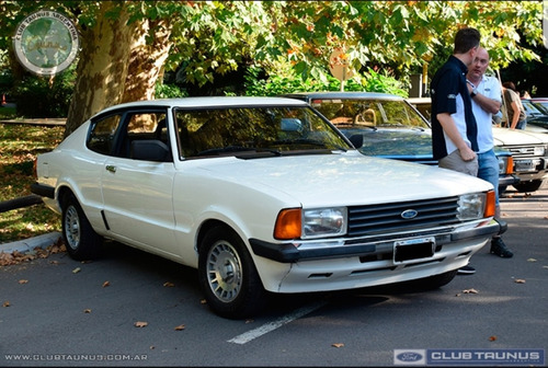ford taunus coupe gt sp