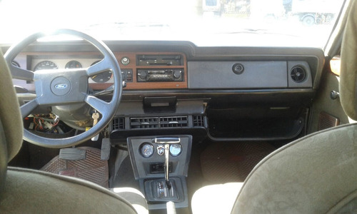 ford taunus ghia 2.3 automatico de colección, impecable,