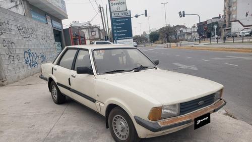 ford taunus gl 1983 gl