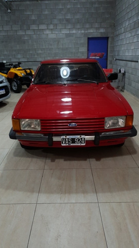 ford taunus gt 2.3. coupe. rojo