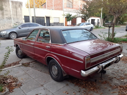 ford taunus gxl 2.3 1978 original muy pocos kilometros.