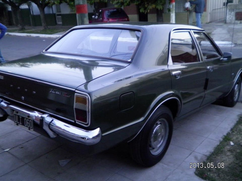ford taunus l 2.0 1980 km 28000 reales impecable!!!!!!