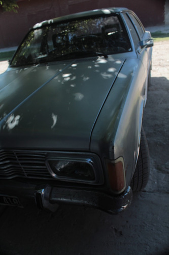 ford taunus l sedan 4 puertas modelo 75