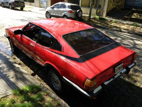 ford taunus sp
