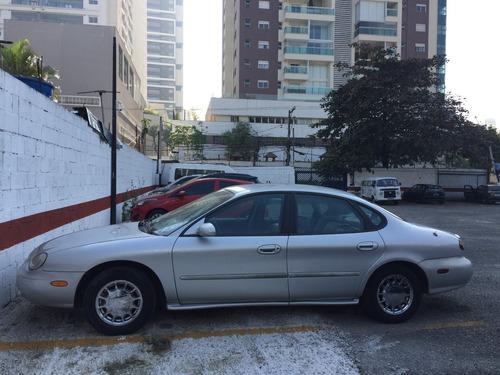 ford taurus 3.0 lx 4p 1997 automatico prata