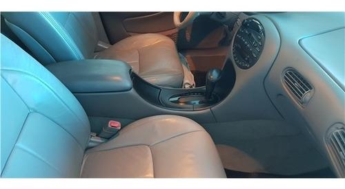 ford taurus 3.0 lx v6 24v gasolina 4p automático
