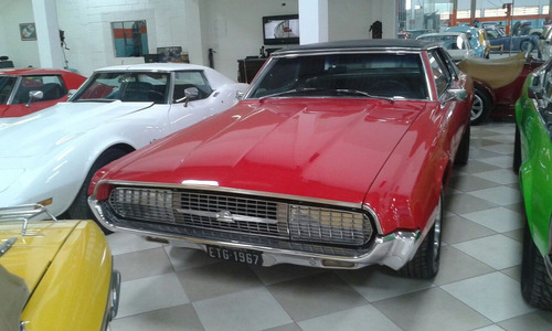 ford thunderbird 1967 - v 8