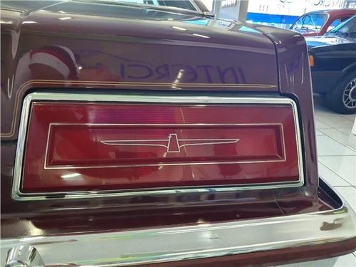 ford thunderbird 6.6 hardtop coupé v8 16v gasolina 2p automá