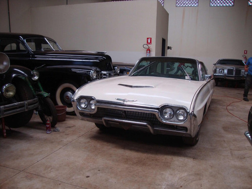 ford thunderbird coupe