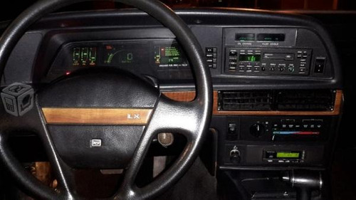 ford thunderbird lx 1990  v6  3.8 fuel injector automático