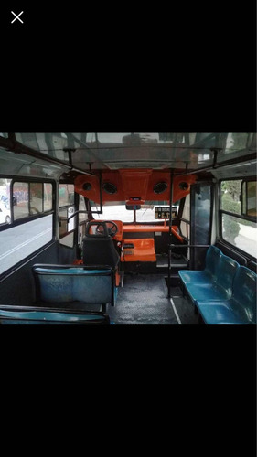ford tipo microbus 1992 1992