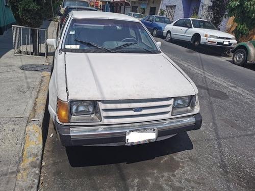 ford topaz tempo 1985 automático