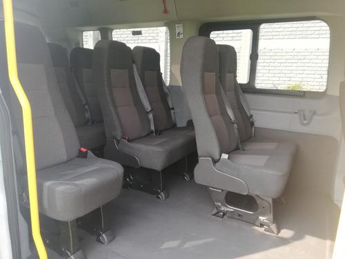 ford transit 15 pasajeros 2017