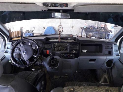 ford transit 2009 --- remato excelente camioneta