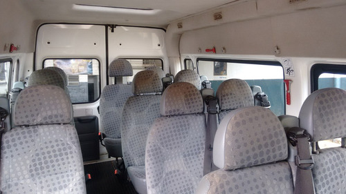 ford transit 2010 14 lugares n é ducato, sprinter, master,