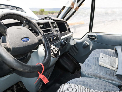 ford transit 2012 funcionando, autopartes, refacciones