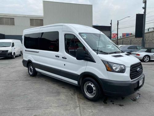 ford transit 2015 4p 410l bus v6/3.7 aut 15/pas