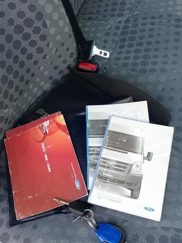 ford transit 2.2 furgon corto tdci aa tm (2933) 2012