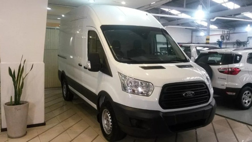 ford transit 2.2 furgon largo 350l año 2018 mc3