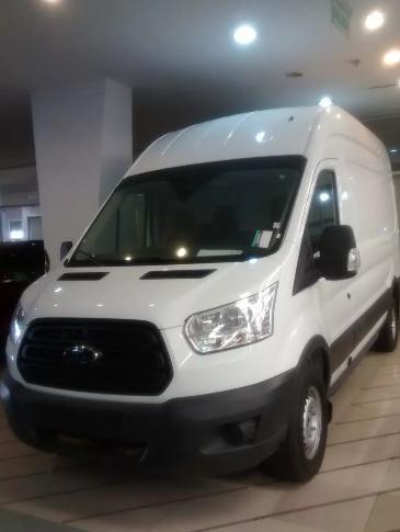 ford transit 2.2 furgon largo 350l año 2018 mc3