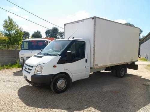 ford transit 2.2 furgon largo tdci 125cv ta (3750) 2013