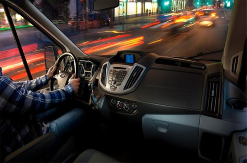 ford transit 2.2 furgon mediano 350m año 2018 0km mc4