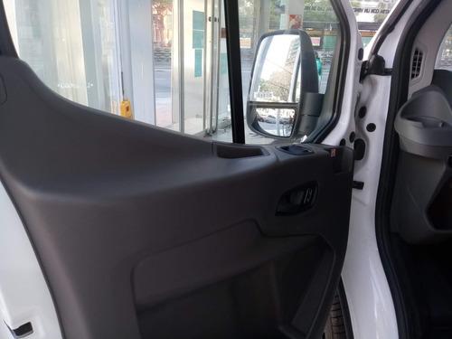 ford transit 2.2 furgon mediano techo bajo