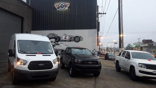 ford transit 2.2 furgon medio l/15 2019