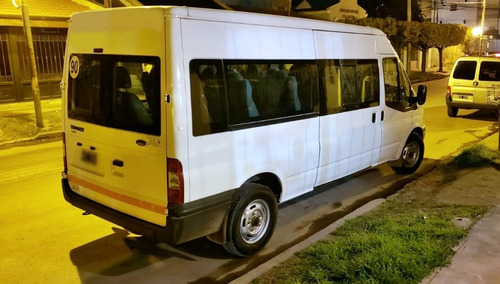 ford transit 2.2 minibus 13+1 2013 tdci 125cv