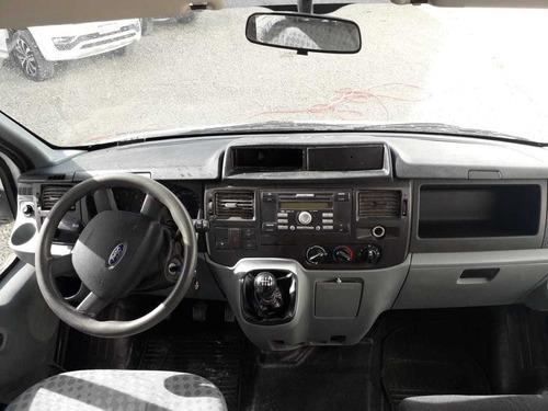 ford transit 2.2 minibus 13+1 tdci 125cv 2013