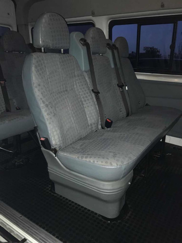 ford transit 2.2 pasajeros corta aa custom mt 2012