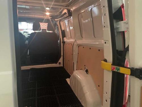ford transit 2.2 van corta techo bajo aa custom mt 2016