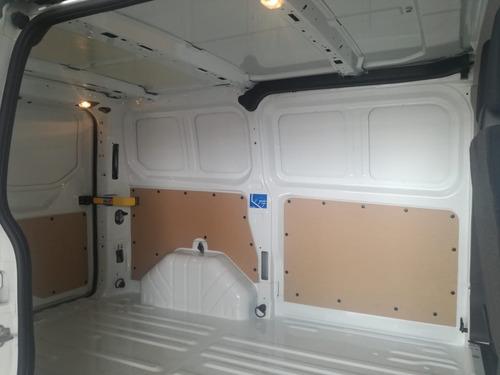 ford transit 2.2 van corta techo bajo aa custom mt