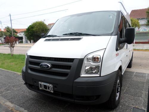 ford transit 2.4 diesel t350 2012 casa rodante ideal familia