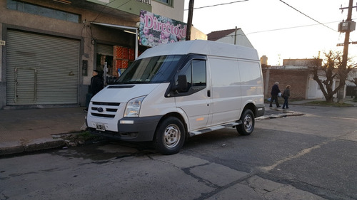 ford transit 2.4 furgon corto tdci aa tm (2933) 2011
