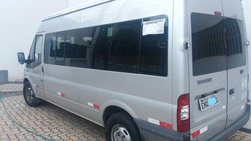 ford transit 2.4 turbo diesel van 16 lugares 2010