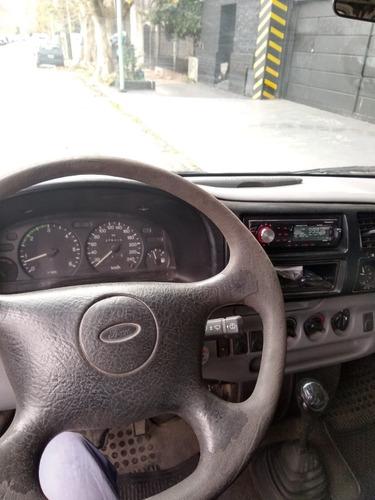ford transit 2.5 d 120 s 1998