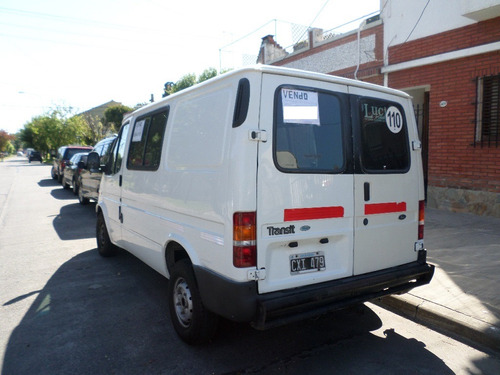 ford transit 2.5 d 120 s furgon base 1999 motor todo nuevo