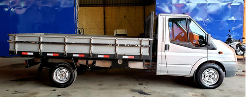 ford transit 350l 2.4 turbo diesel - 2011 (caminhonete)