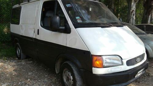 ford transit 99 10 asientos doble aire oiferta $115