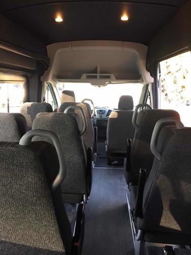 ford transit bus van 18 p