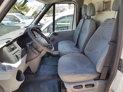 ford transit carga 2013