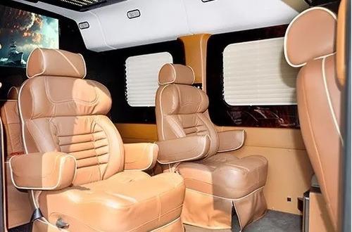 ford transit de bello van presidencial limo 2016