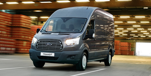 ford transit furgon largo 2.2 2018