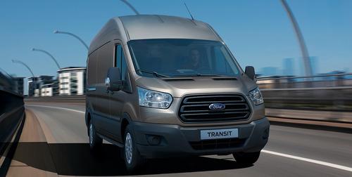 ford transit furgon mediano 2018