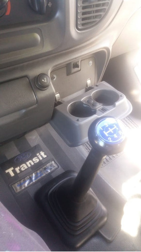 ford transit- ideal motorhome - excelente