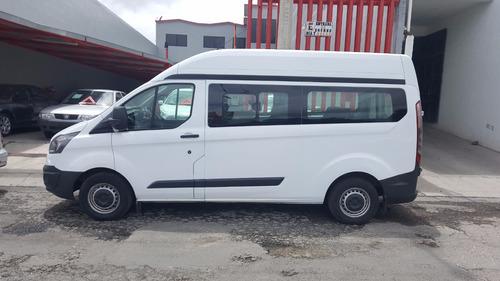 ford transit kombi larga 2014 9 pasajeros